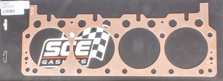 SCE Gaskets P63479 4.470 X .093 Copper Head Gasket