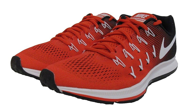 Nike Men's Air Zoom Pegasus 33 B009SHX0PI 6.5 D(M) US|Team Orange/White-black-pure Platnum