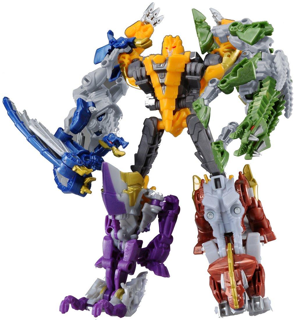 Transformers Go G09 devil combined Goller gong set (japan import)