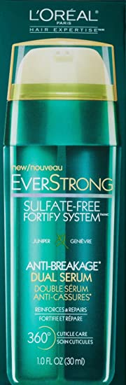 Amazon.com : LOreal EverStrong Sulfate Free Fortify System Anti ...