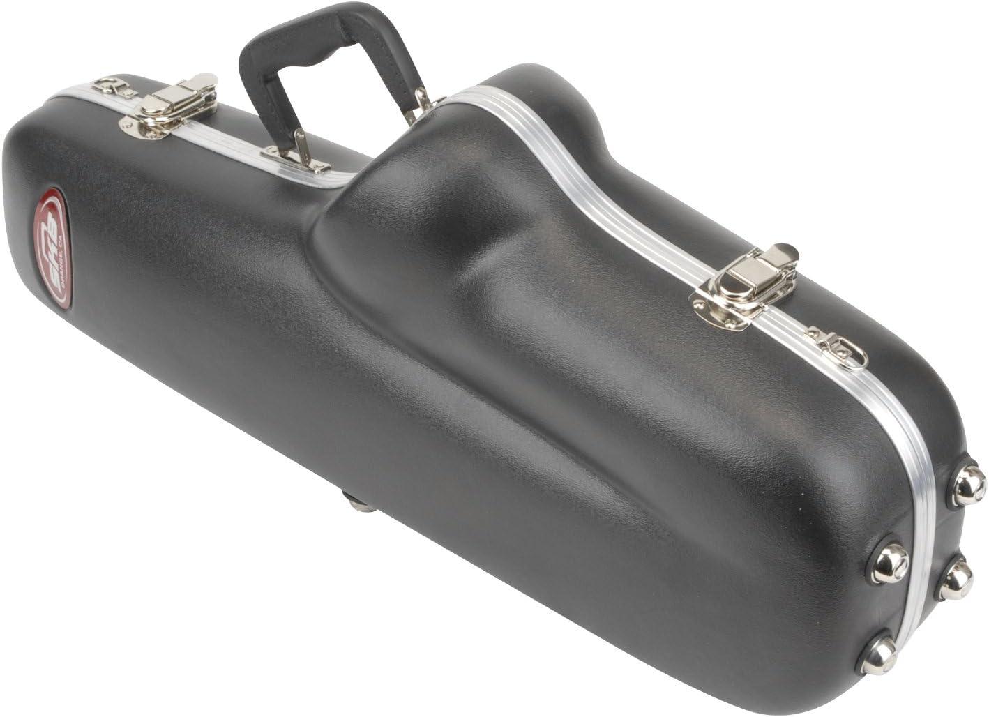 SKB 1SKB-140 - Maleta contorneada para saxo alto: Amazon.es: Instrumentos musicales