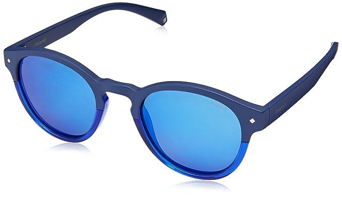 Lunettes de Soleil Polaroid PLD 6042 S BLUE BLUE unisexe  Amazon.fr ... b0375ab8c559