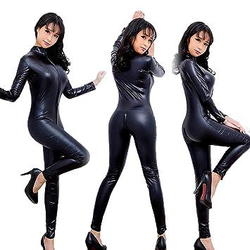 Amazon.com: GYH - Traje de baile, de látex elástico, unisex ...
