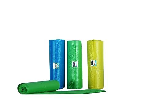 HomeTake - Juego de 60 Bolsas Bolsas 50 x 60 cm para ...