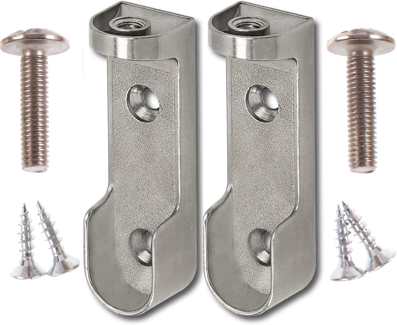 Armario de tubo cromado de cierre SECOTEC 40-60 cm 105030515