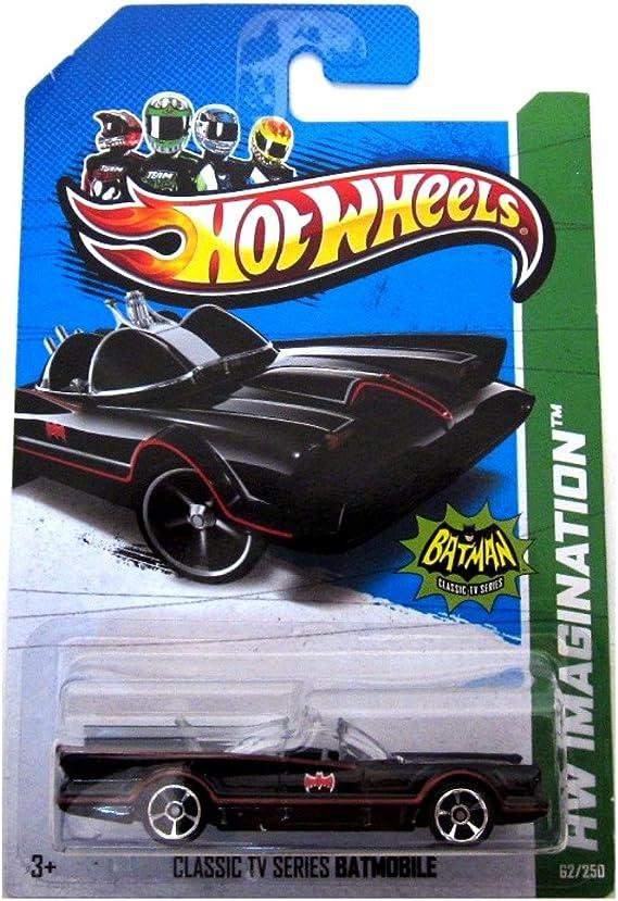 Details about  /HW HOT WHEELS 2013 HW IMAGINATION #63//250 BATMAN ARKHAM BATMOBILE HOTWHEELS