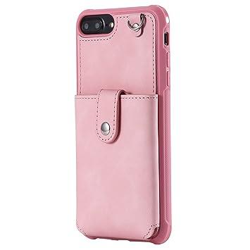 Funda para iPhone 6sPlus, iPhone 7Plus Carcasa con Espejo ...