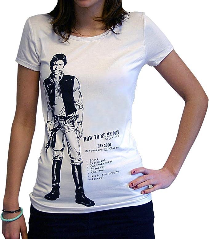 ABYstyle ABYTEX123 – Disfraz de Star Wars – Tshirt – Han Solo ...