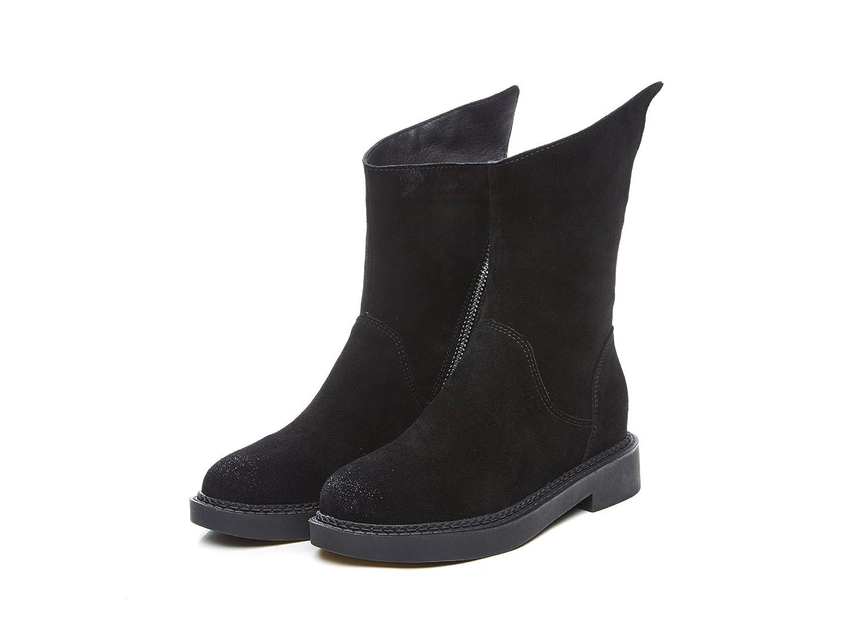 QIN&X Woherren Interne erhöhen Martin Martin Martin Stiefel kurze Stiefel Schuhe 16a264