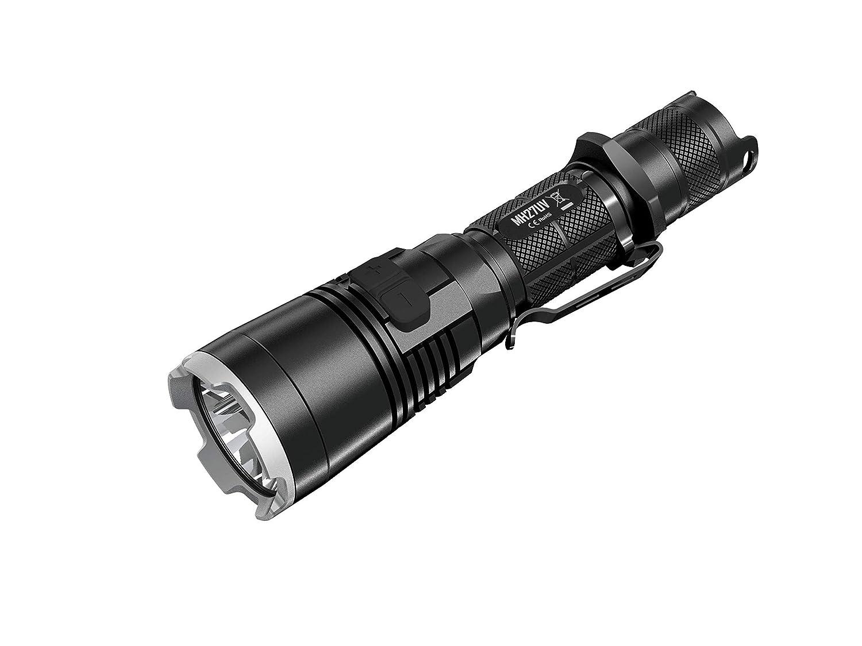 Nitecore Multitask Hybrid lámpara de Bolsillo Unisex, Negro MH27UV