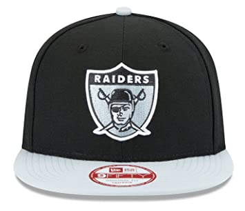New Era 9 FIFTY Oakland Raiders Logo Vintage Refresh ajustable ...