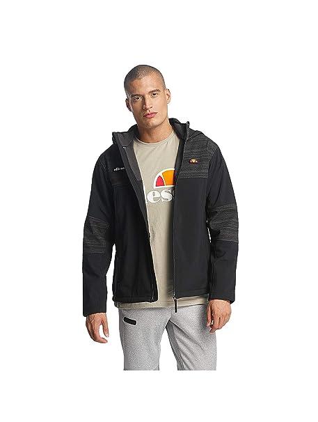 Ellesse Hombres Chaquetas/Chaqueta de Entretiempo Sport Resistance Soft Shell: Amazon.es: Ropa y accesorios