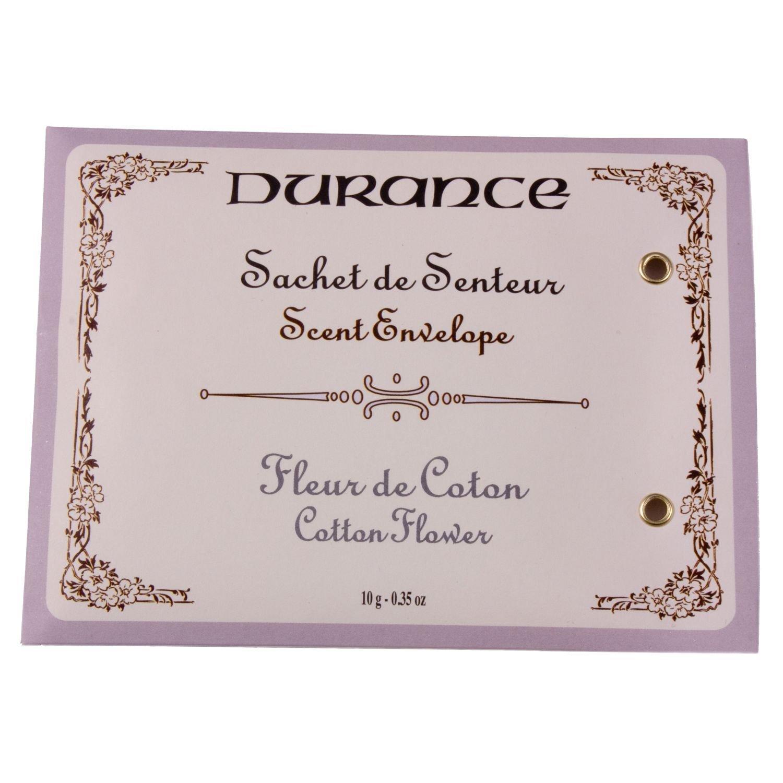 Durance de Provence Scented Fragrance Sachet 10g - Cotton Flower