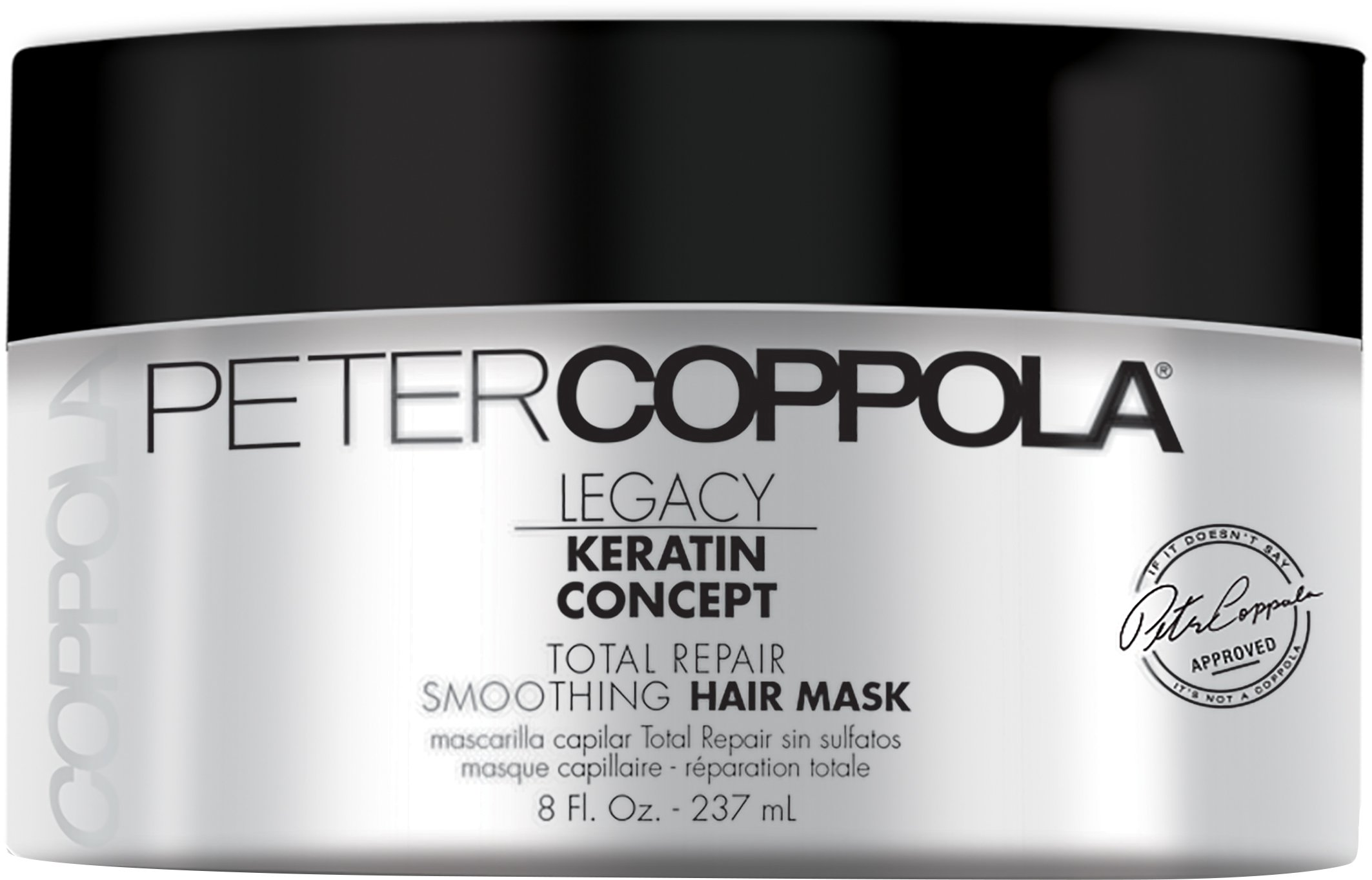 PETER COPPOLA Coppola Keratin Smoothing Treatment Formaldehyde & Aldehyde-Free (Treatment Kit with Aftercare) by Peter Coppola (Image #4)