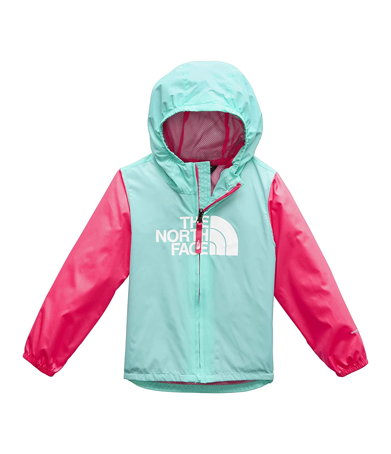 93668f167 The North Face Kids Baby Boy's Flurry Wind Jacket (Toddler)
