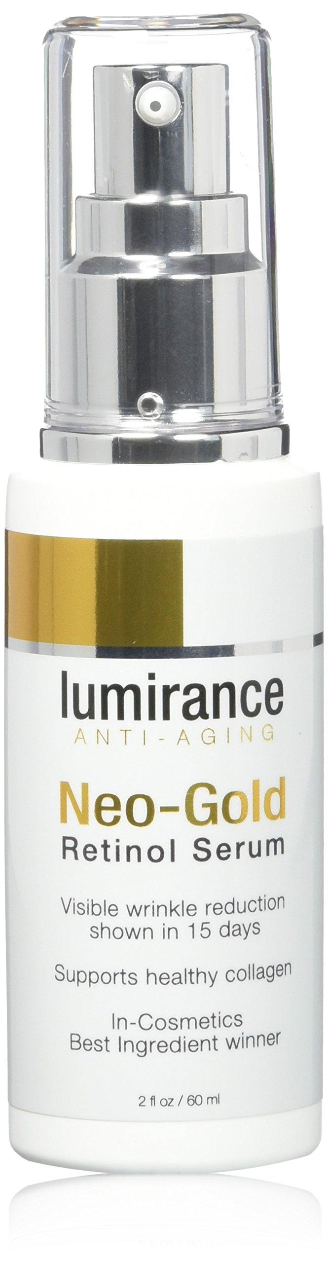 Lumirance Neo-Gold Retinol Serum 2 fl oz