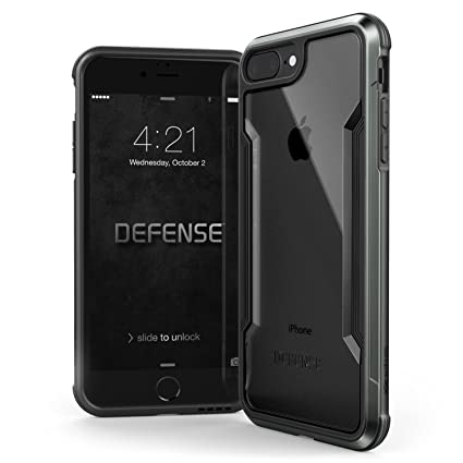 274c84df1f2 iPhone 8 Plus & iPhone 7 Plus Case, X-Doria Defense Shield Series -  Military Grade Drop ...
