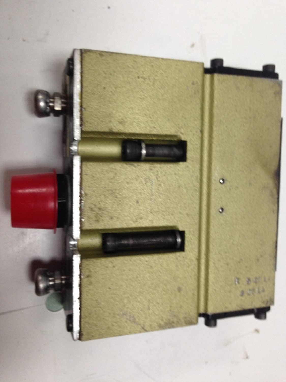 used ROSS 8076C3332 PNEUMATIC MANIFOLD SOLENOID VALVE BH