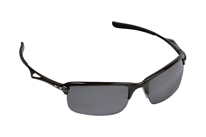 f2c2d8bf95a WIRETAP Replacement Lenses Polarized Black Iridium by SEEK fits OAKLEY at  Amazon Men s Clothing store
