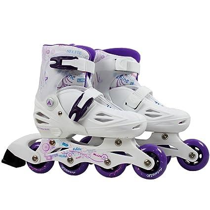 Amazon.com   Airwalk Triton Kids Adjustable Inline Skate 72fb674a8