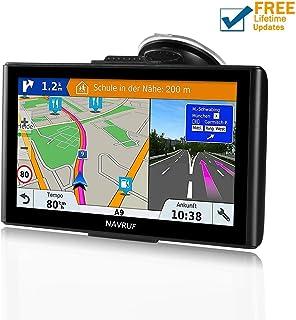 Auntwhale Navegación GPS para coche Portabale Smart 7