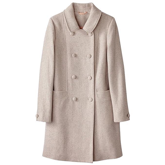 La Redoute Abrigo - para mujer rosa palo 38