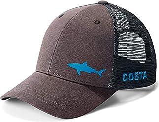 83b27333abf Costa Del Mar Ocearch Blitz Trucker Hat Charcoal OS