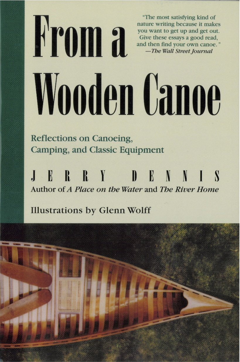 Wooden Canoe Reflections Canoeing Equipment product image