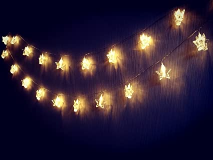 X GIFT Led Bedroom Lights, Photo Clips String Lights, Fun And Cute  Decorations