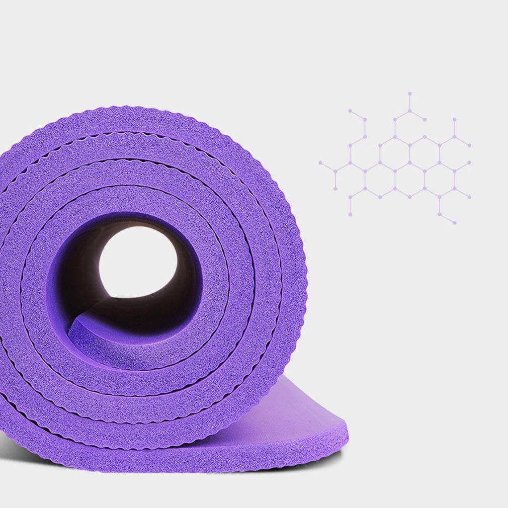 SXXDERTY-tappeto Colchoneta de Yoga NBR de Alta Densidad de ...
