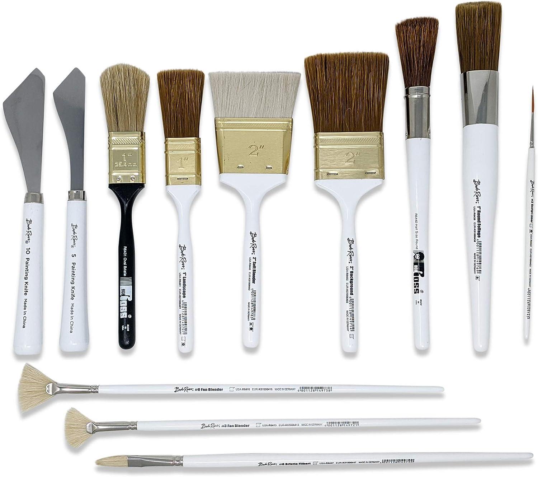 Bob Ross 2-Inch Background Brush