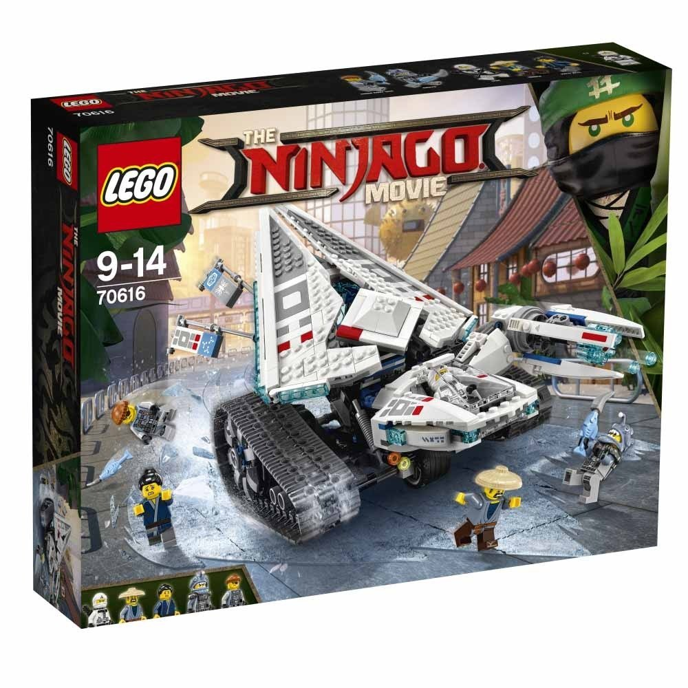 ofreciendo 100% The LEGO Ninjago Movie Ice Tank 70616 70616 70616 Building Set  moda clasica