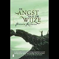 De angst van de wijze (De kronieken van Kvothe Book 2)