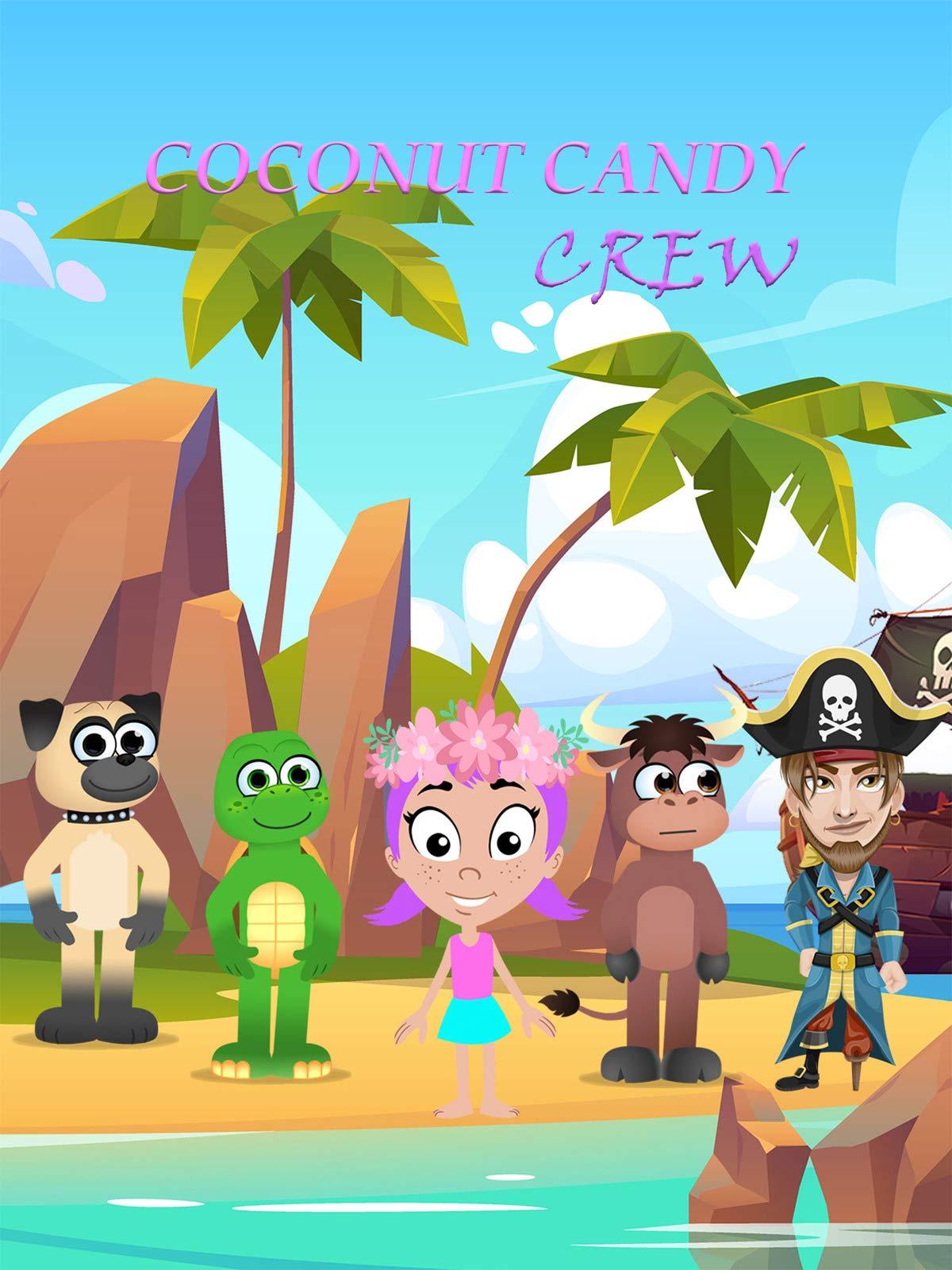 Coconut Candy Crew
