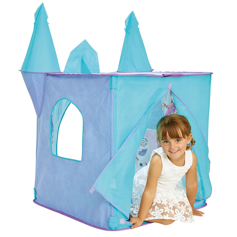 Disney Frozen 167FZN01E Castle Playhouse - Pop Up Role Play Tent Disney Princess Amazon.co.uk Toys u0026 Games  sc 1 st  Amazon UK & Disney Frozen 167FZN01E Castle Playhouse - Pop Up Role Play Tent ...