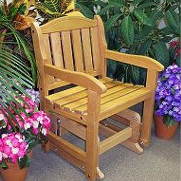 Prairie Leisure Aspen Garden Chair Glider