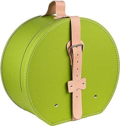 Lierys Caja para Sombrero Cinturón Piel Mujer - Verano/Invierno - Talla única Verde: Amazon.es: Ropa y accesorios