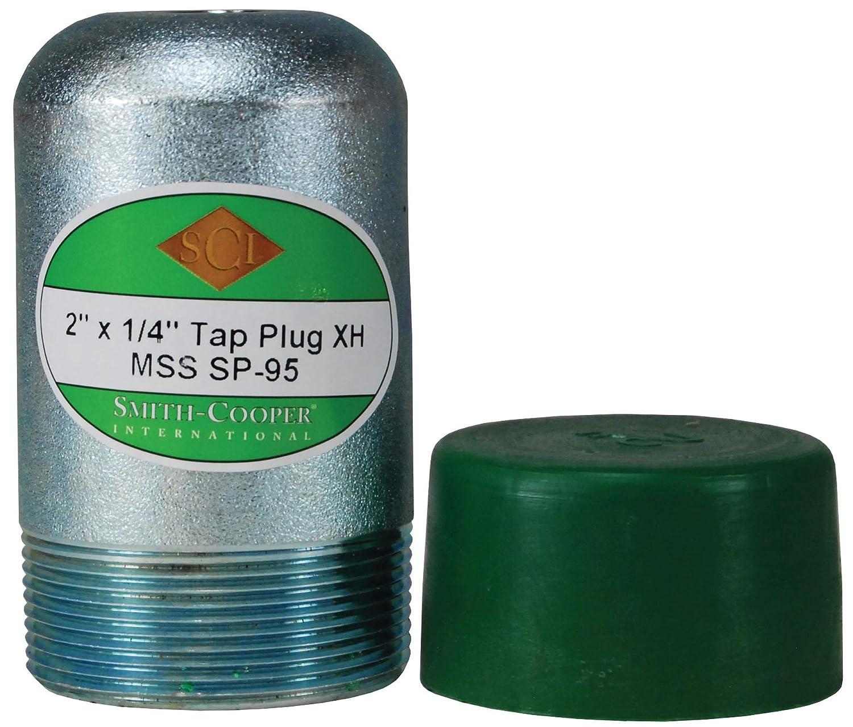 3 ID Dixon BP80-300T050 3 x 1//2 Bull Plug Zinc Plated Schedule 80 3 ID