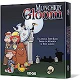 Edge Entertainment- Munchkin Gloom - Español, Color (EEAGGL07)