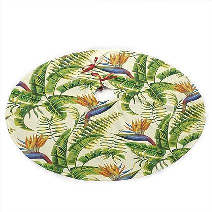 Amazon Com Gipo1h Retro Camper Hawaiian Plant Color Flowers