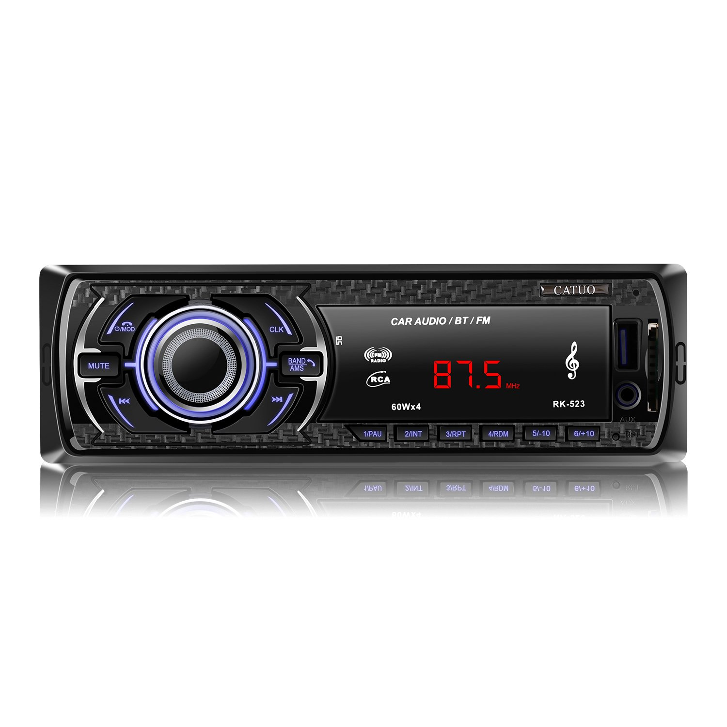 Auto Radio MP3, OCDAY radio USB/ CD-Receiver mit Bluetooth Audio ...
