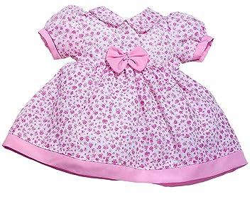 Rosa Toys Traje Flores niña 38-42 cm (Bolsa): Amazon.es: Juguetes ...