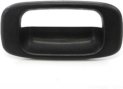Rear Back Latch Tail Gate Tailgate Handle Bezel Chevy Silverado GMC Sierra 99-06