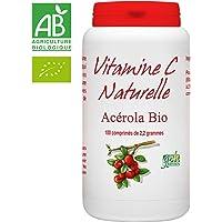 Vitamine C - Acérola Bio 1000 mg - 100 comprimés