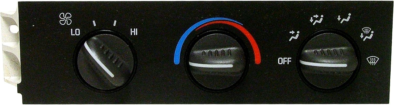ACDelco 15-73570 GM Original Equipment Heater Control Assembly