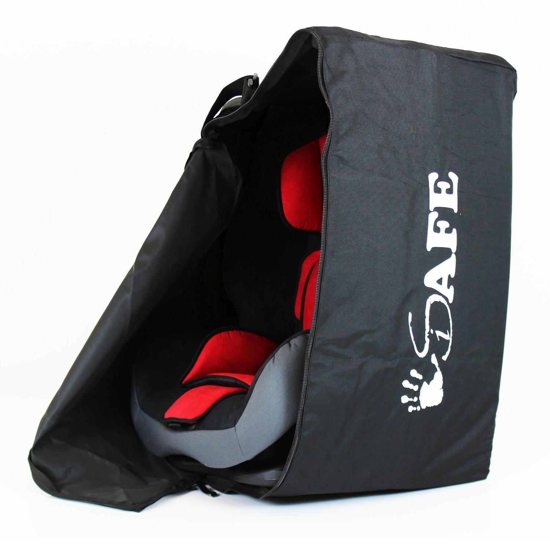 iSafe Universal Car Seat Travel Bag For Maxi-Cosi - Pebble Plus Pearl + ISOFIX Base Car Seat iSafeTrvlBagPram
