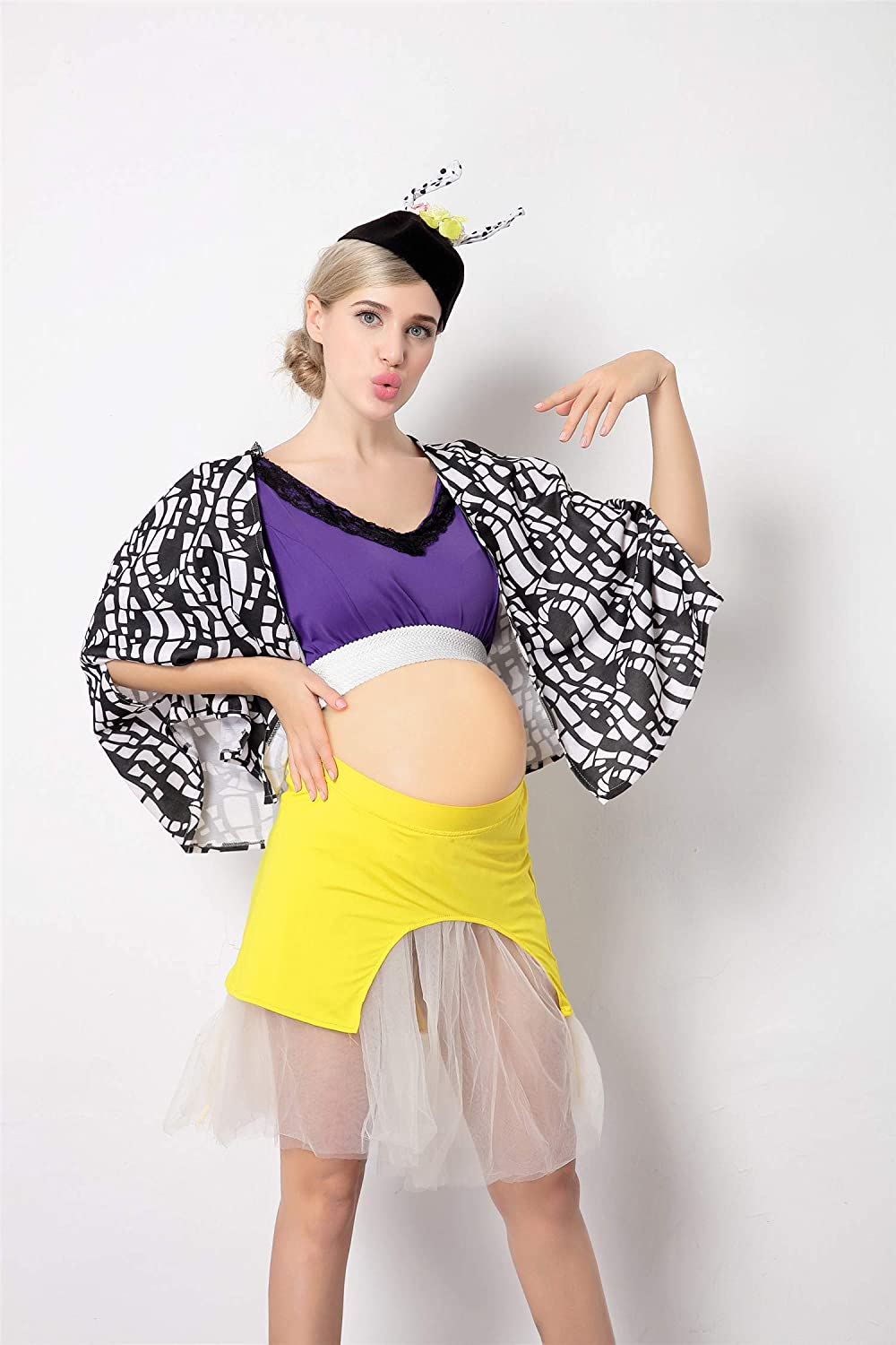 Fashion Pregnant Women Take Pictures Mummy Photography Clothes Shirt Shorts Hat Daily Party Wedding Reception