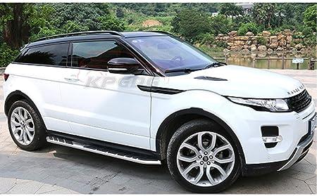 Amazon.com: KPGDG Fit for Land Rover Range Rover Evoque 2010-2018 2 Pcs Aluminium Roof Rail Roof Rack Side Rail Bar - Black: Automotive