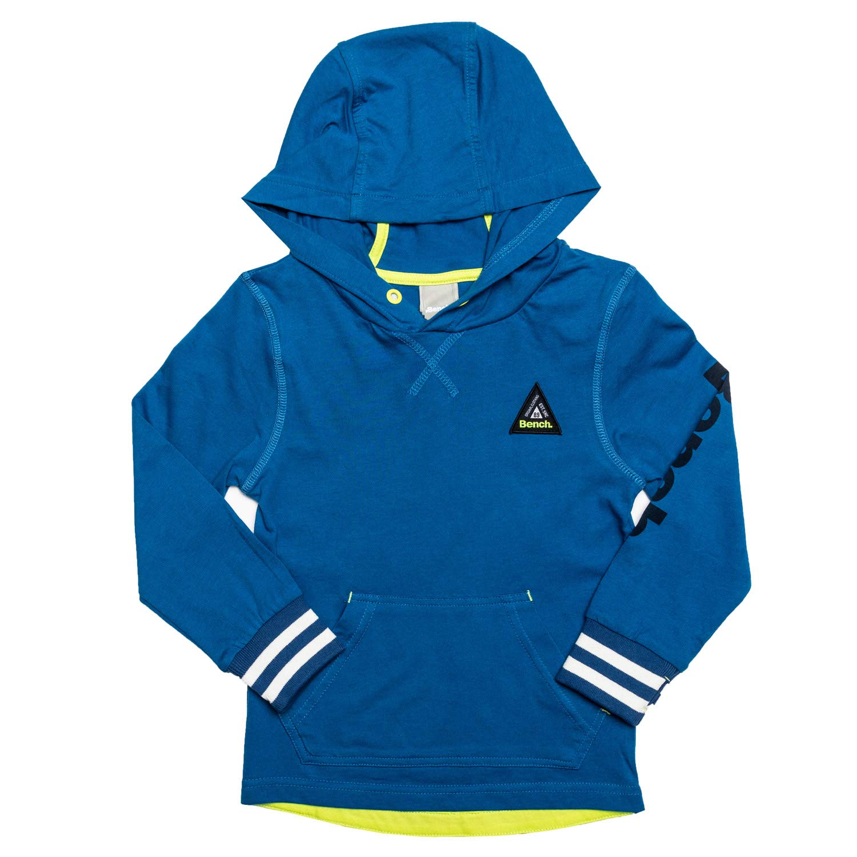 Bench Boys Jersey Hoody 16 Blue