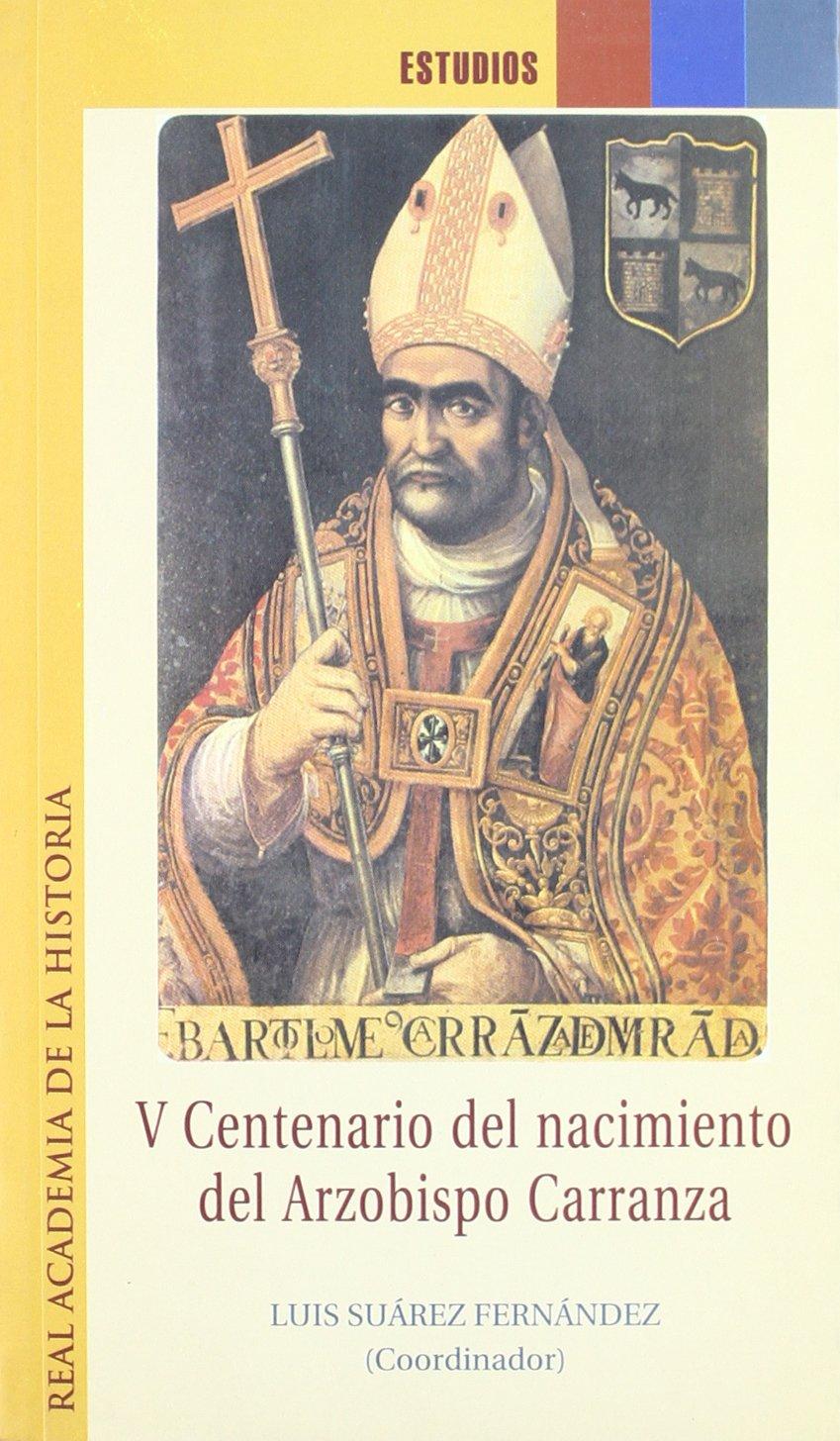 Download V centenario del nacimiento del Arzobispo Carranza ebook